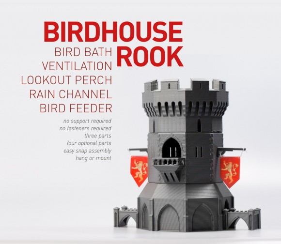 001-Birdhouse