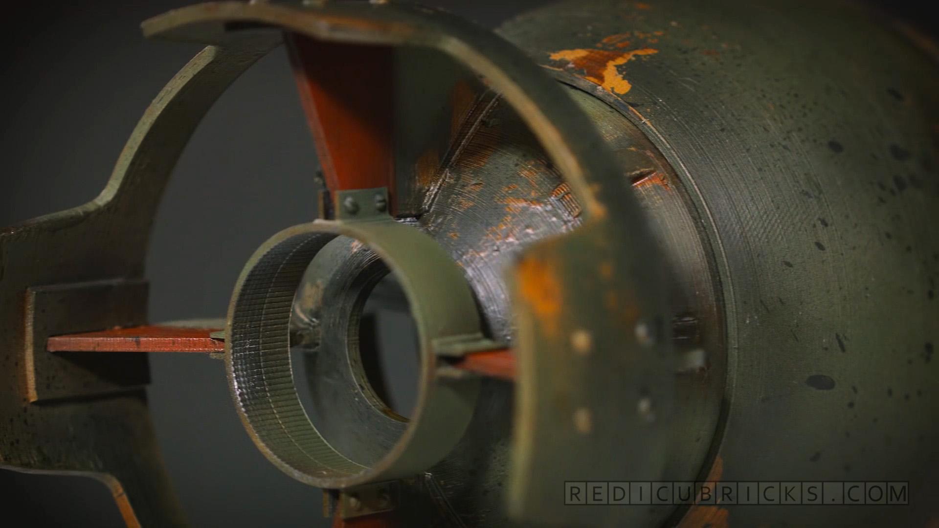 003 3D Printed Fallout Mini-Nuke Prop
