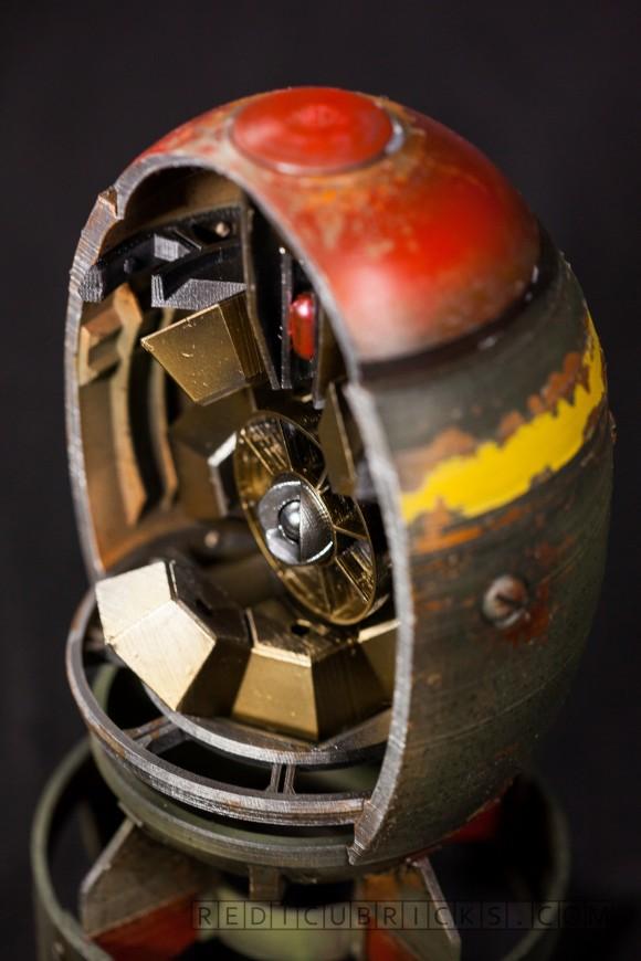 007 3D Printed Fallout Mini-Nuke Prop
